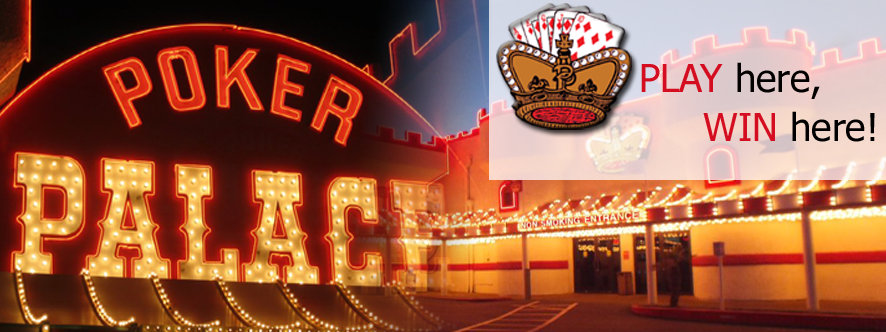 Presentation of the The Palace Poker Casino Hayward